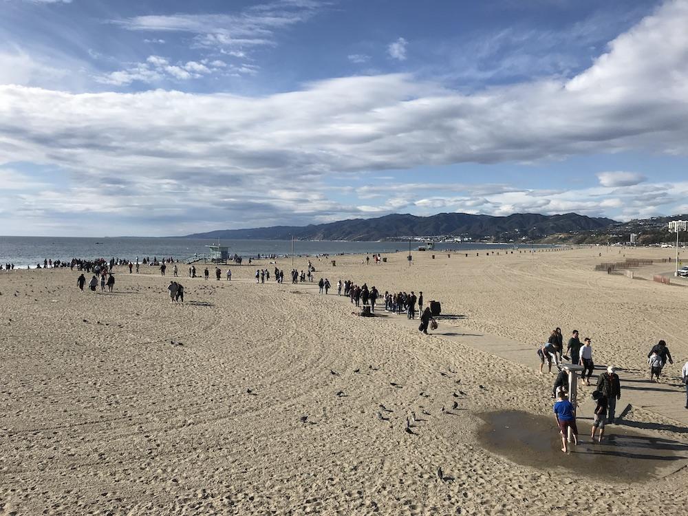 サンタモニカステイトビーチ