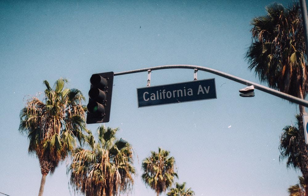 カリフォルニアを楽しむ